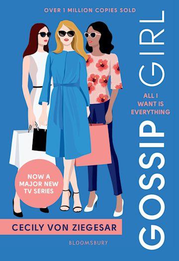 Gossip Girl 3 cover