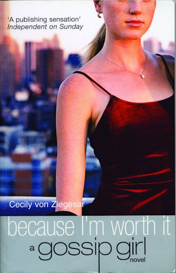 Gossip Girl 4 cover
