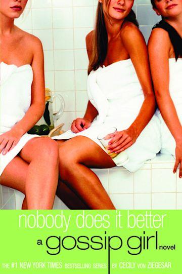 Gossip Girl 7 cover