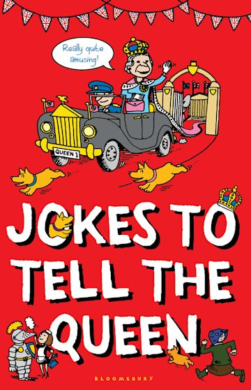 Jokes to Tell the Queen cover