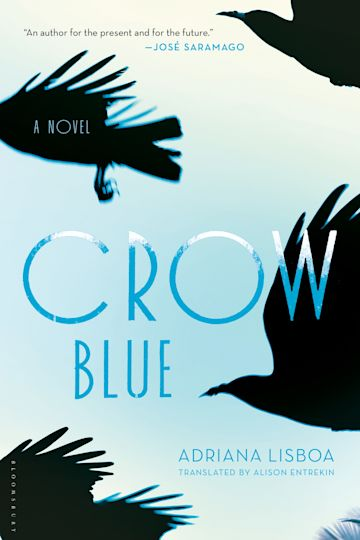 Crow Blue cover