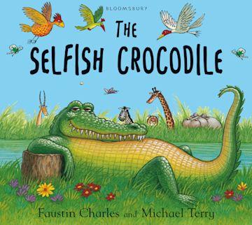 The Selfish Crocodile cover