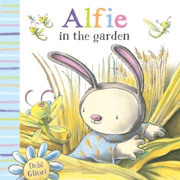 Alfie in the Garden cover