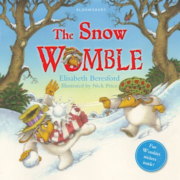 The Snow Womble cover