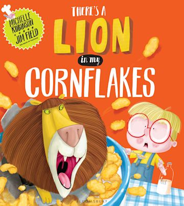 There's a Lion in My Cornflakes cover