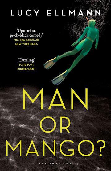 Man or Mango? cover