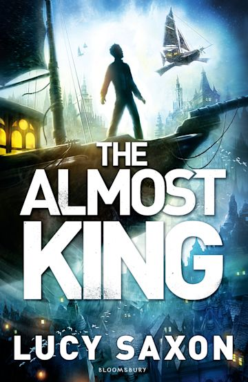 The Almost King cover