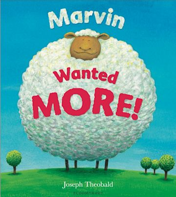 Marvin Wanted MORE! cover