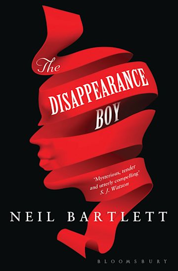 The Disappearance Boy cover