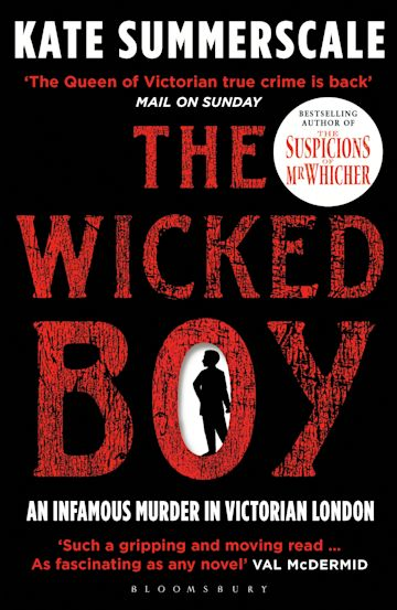 The Wicked Boy cover
