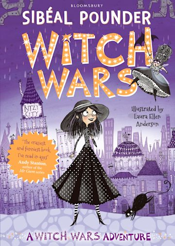 Witch Wars cover