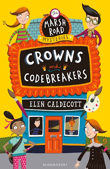 Crowns and Codebreakers cover
