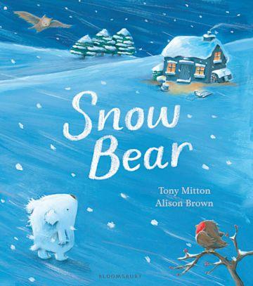 Snow Bear cover