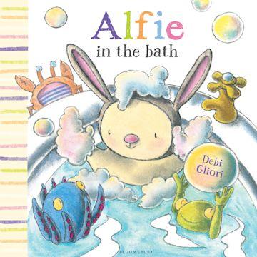 Alfie in the Bath cover