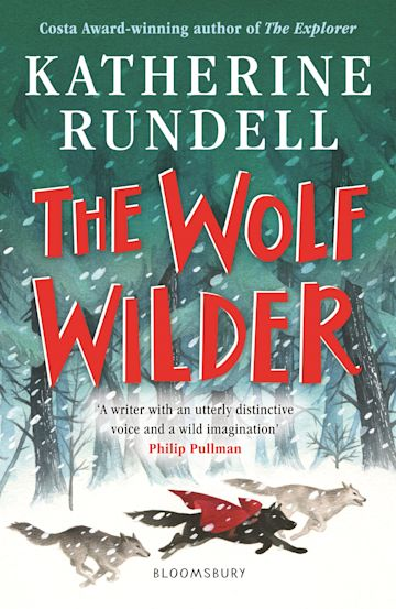 The Wolf Wilder cover