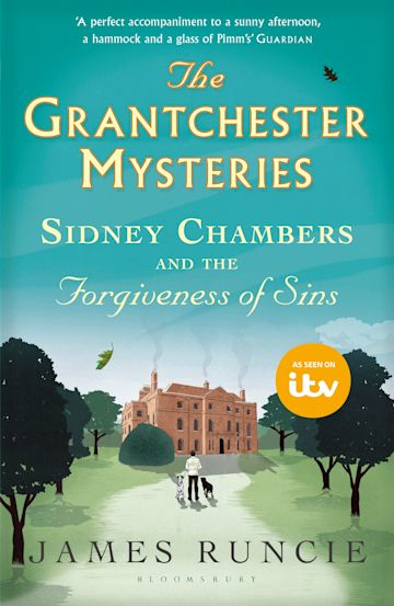 Sidney Chambers and The Forgiveness of Sins cover