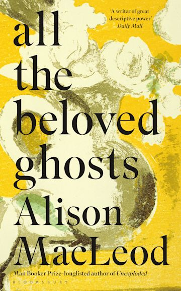 All the Beloved Ghosts cover