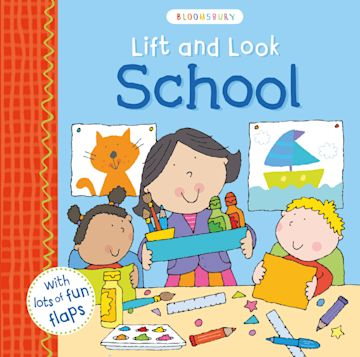 Lift and Look School cover