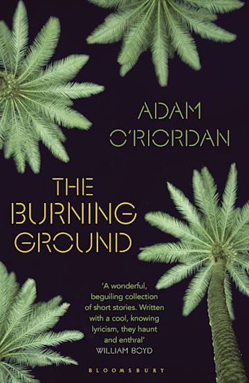 The Burning Ground cover