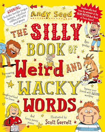 The Silly Book of Weird and Wacky Words cover