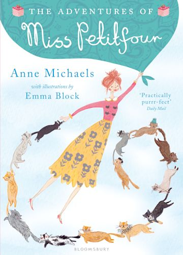 The Adventures of Miss Petitfour cover