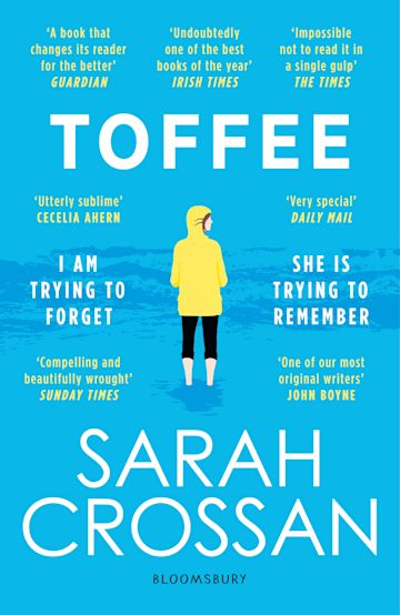 Toffee cover