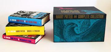 Harry Potter Adult Hardback Box Set cover