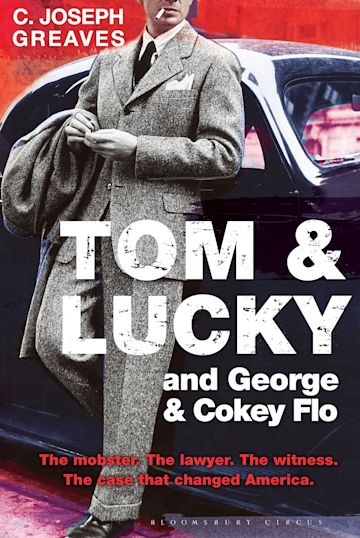 Tom & Lucky (and George & Cokey Flo) cover