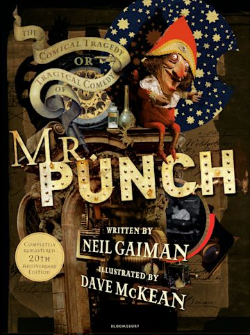 The Comical Tragedy or Tragical Comedy of Mr Punch cover