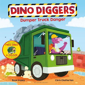 Dumper Truck Danger cover