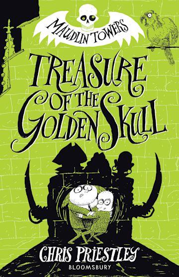 Treasure of the Golden Skull cover