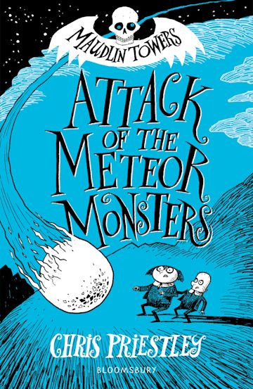 Attack of the Meteor Monsters cover