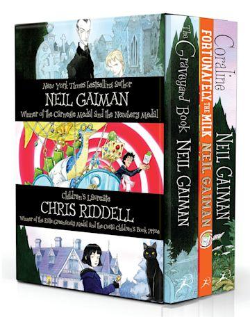 Neil Gaiman & Chris Riddell Box Set cover