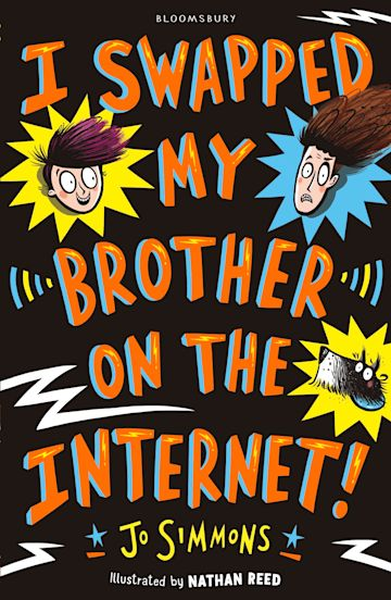 I Swapped My Brother On The Internet cover