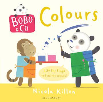 Bobo & Co. Colours cover