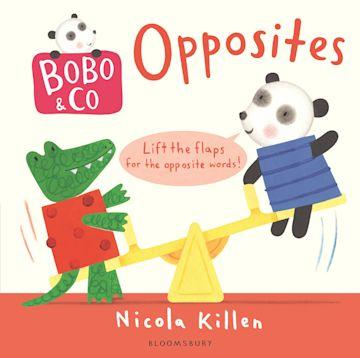 Bobo & Co. Opposites cover
