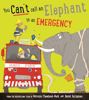 You Can't Call an Elephant in an Emergency cover