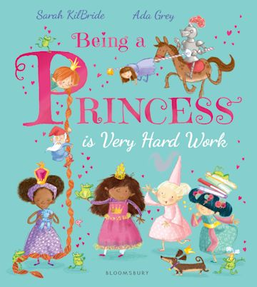 Being a Princess is Very Hard Work cover