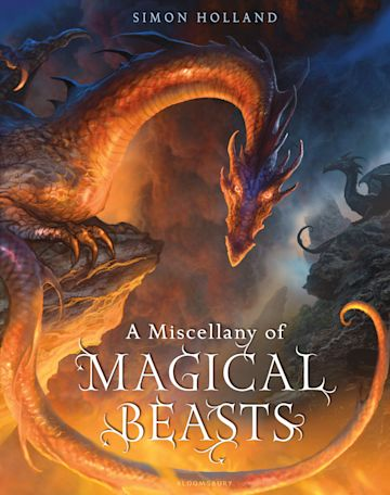 A Miscellany of Magical Beasts cover