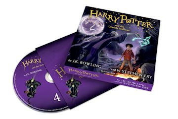 Harry Potter and the Deathly Hallows CD cover