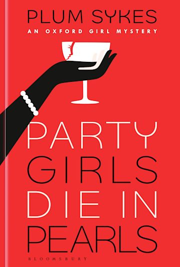 Party Girls Die in Pearls cover