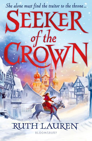 Seeker of the Crown cover