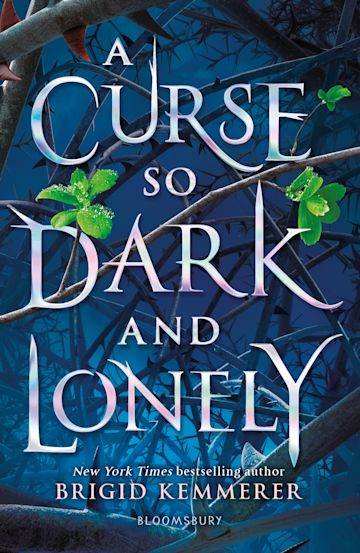 A Curse So Dark and Lonely cover