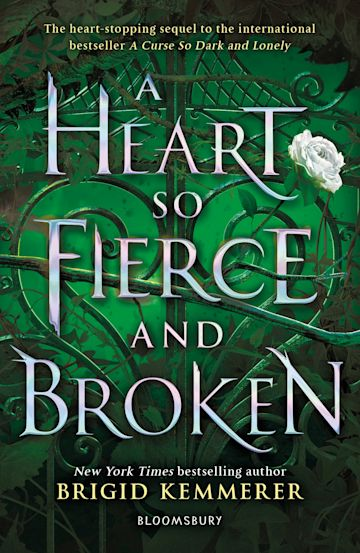 A Heart So Fierce and Broken cover