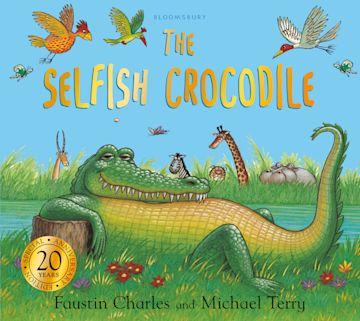Selfish Crocodile Anniversary Edition cover
