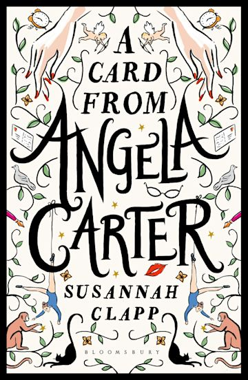 A Card From Angela Carter cover