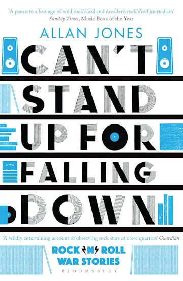 Can't Stand Up For Falling Down cover
