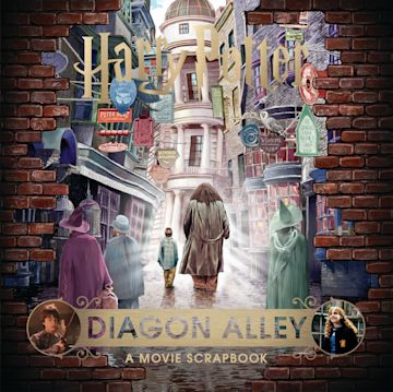 Harry Potter – Diagon Alley cover