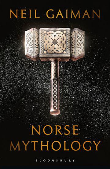 Norse Mythology cover