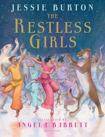 The Restless Girls cover